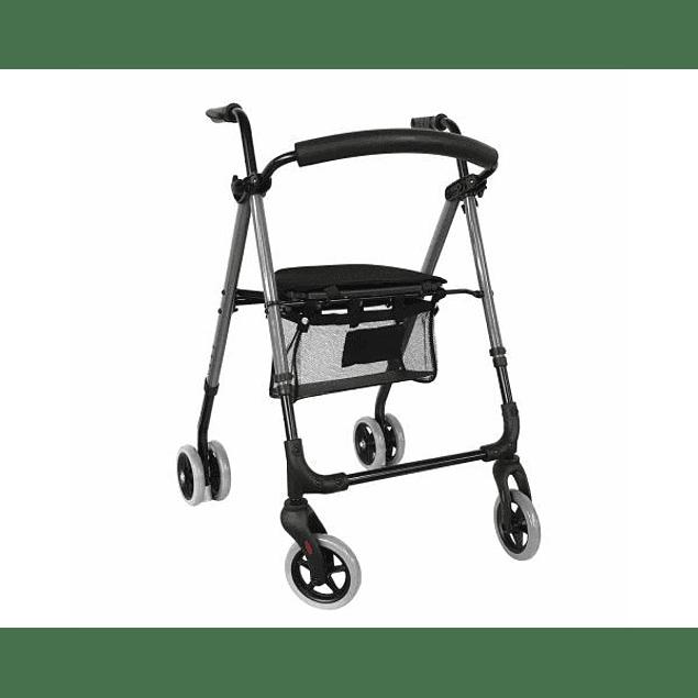 Andarilho Premium Push Cromo A500