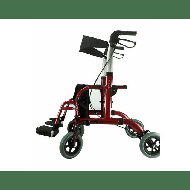 Andarilho Rollator Lux 2 EN 1