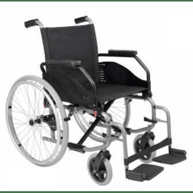 Cadeira de Rodas Celta Eixo Recuado - Utilizadores Amputados