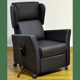 Relax 10 Eléctrico com sistema de Elevação Preto