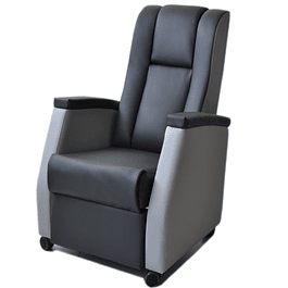 Relax 9 Eléctrico com sistema de elevação Preto
