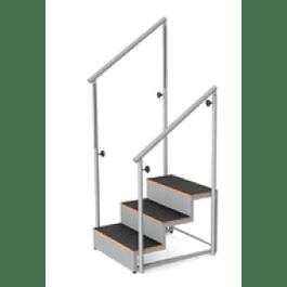Escada de 3 Degraus