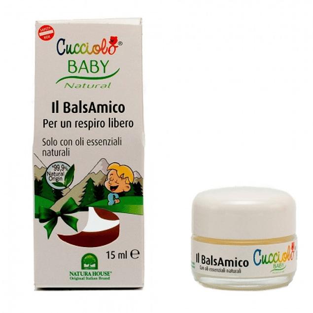 Baby Bálsamo Respirar Melhor 15 ml