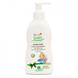Baby gel de banho suave 300ml