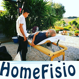 Fisioterapia ao Domicilio / Home Physiotherapy