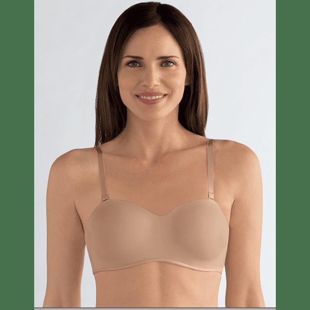 Soutien Barbara com aro – Nude