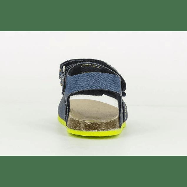 Sandália Pablosky Vaquero Jeans Oscuro 081520