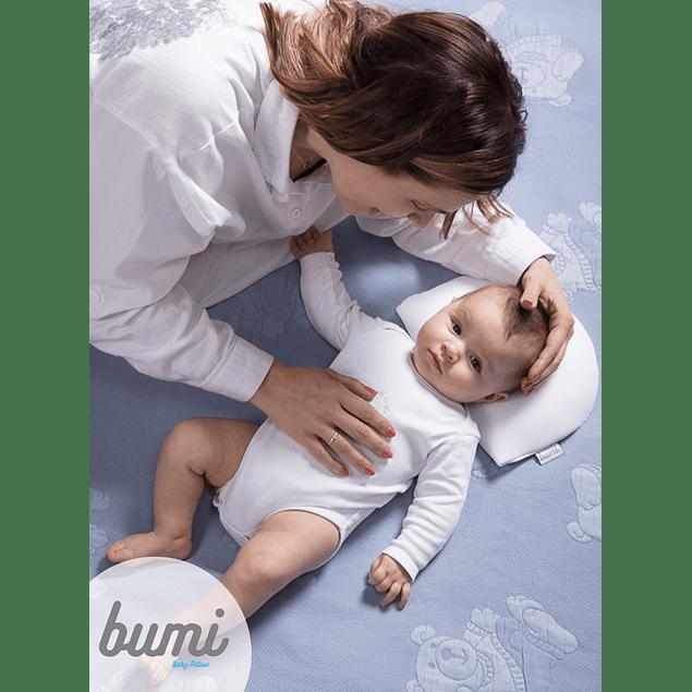 Almofada BUMI - Prevenção e correcção de deformidades cranianas