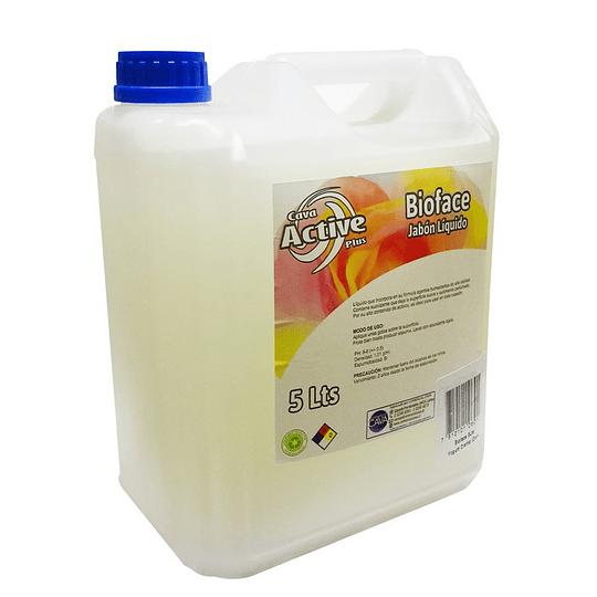Bioface Jabón Líquido 5 Lts