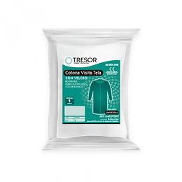 AACOTONT – Tresor Cotona p/Visita de Tela c/Velcro
