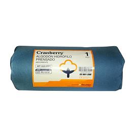 ALGODON PRENSADO 1 KL CRAMBERRY