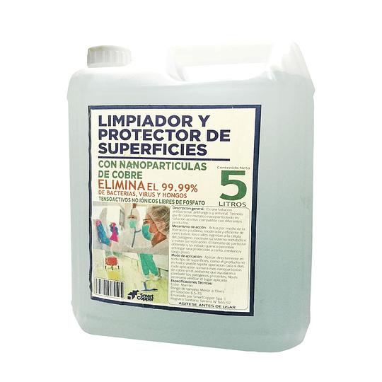 Limpiador y Prot. de Superficies – Bidón 5 Lts