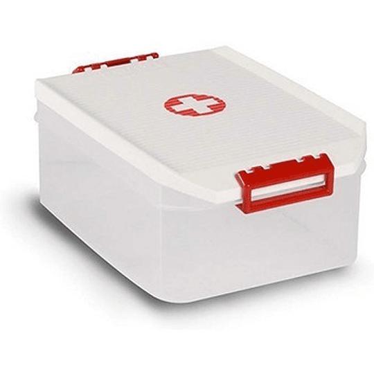 11502 – Caja Botiquín Primeros Auxilios c/Tapa, 4,5lt Tatay