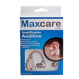 AUDIFONO AMPLIFICADOR MAX CARE