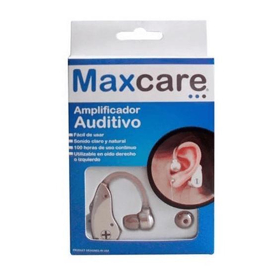 AUDIFONO AMPLIFICADOR MAX CARE