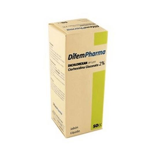 Dichlorexan 50cc Jabón Líquido (verde)