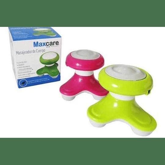 Masajeador mini de cuerpo Maxcare