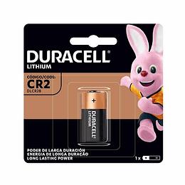 Pilas Especiales de Litio Duracell CR2