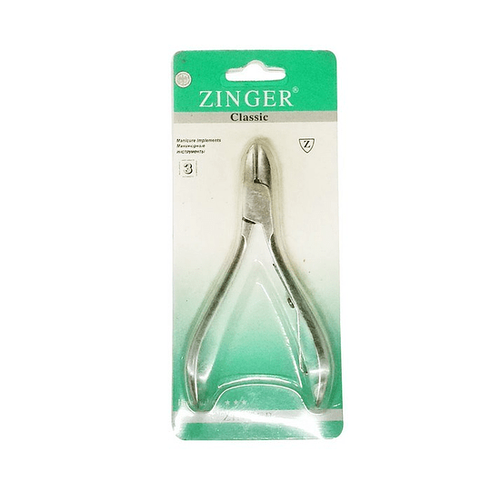 Alicate Corta Cutícula Zinger 8580