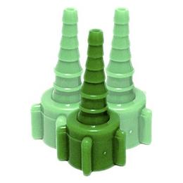 Niple (Tipo Racord) p/Oxígeno