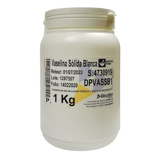 Vaselina Sólida 1 kg Reutter