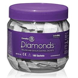 1706529 - Diamonds ™ Sobres de Gelificación y Control de Olores
