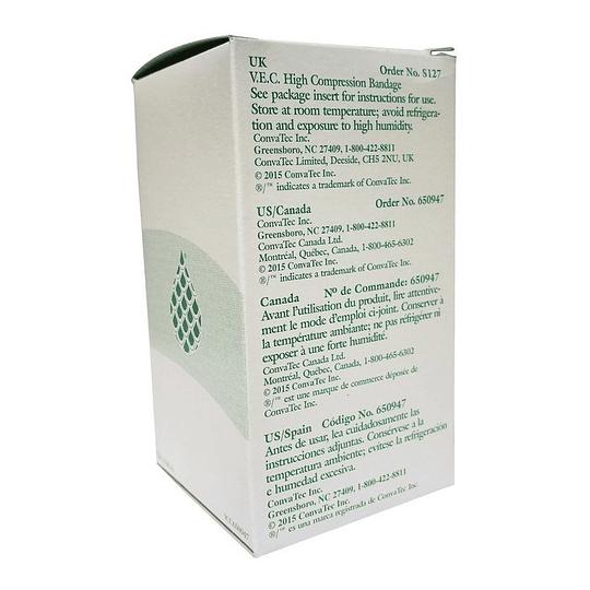Vendaje de Compresión Alta Convatec SurePress 10cm x 3mt