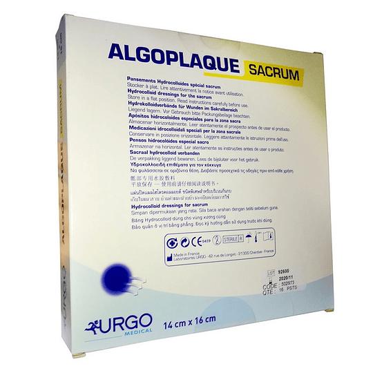 Urgo Algoplaque Sacrum (Sacro) – Apósito Hidrocoloide p/Zona Sacra