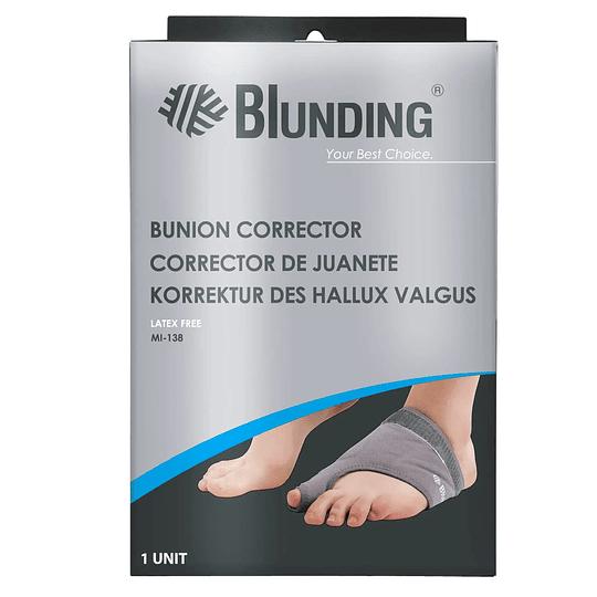 MI138 – Órtesis para Hallux Valgus / Corrector de Juanetes Blunding