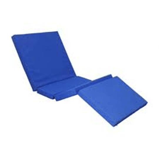 Colchón para catre clínico 3 Pliegues 10cms