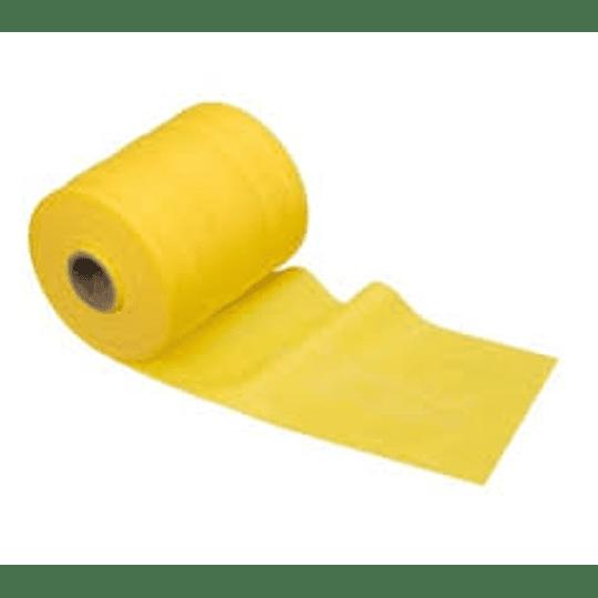 Banda Elástica Circular 500mm x 50mm – Amarilla