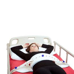 Contención de Paciente con Cierres Magnéticos