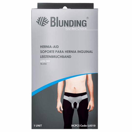 TA415 – Soporte Hernia Inguinal Blunding – Tallas