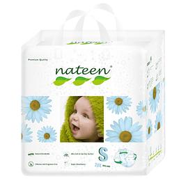 PAÑAL NATEEN BABY  TALLA S  PREMIUM X20 (BDS20)