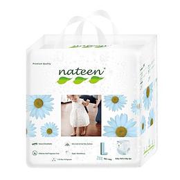 CALZON PAÑAL NATEEN BABY TALLA L X 20 (BPL20)