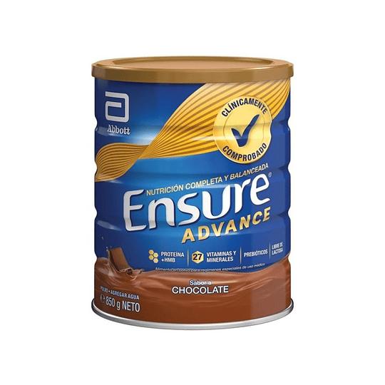 ENSURE ADVANCE CHOCOLATE