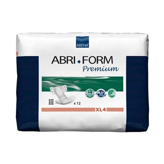 Abri Form Premium XL4 x12 Unidades