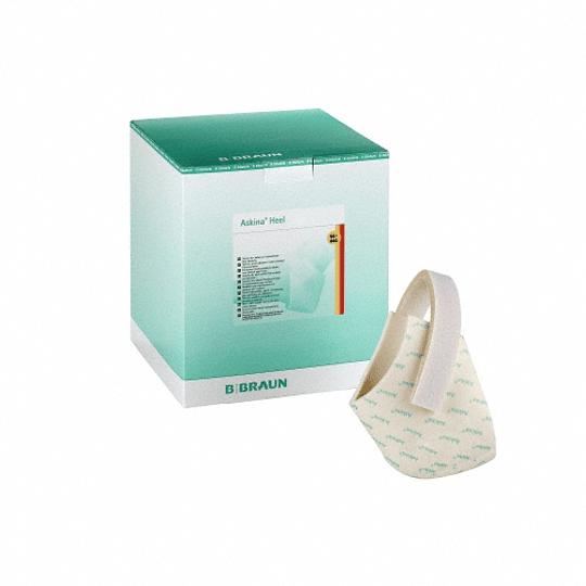 Bbraun Askina Heel – Apósito p/Talón Estéril Hidrocelular no Adhesivo