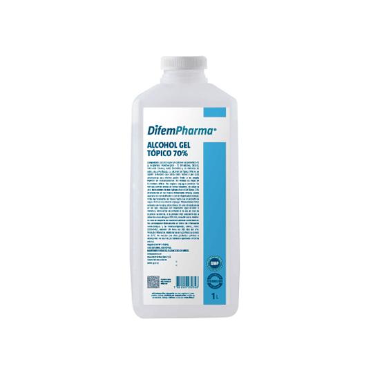 DifemPharma – Alcohol gel 1 lt