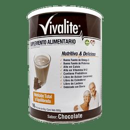 Vivalite Sabor Chocolate 900grs