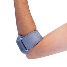 HM13 – Soporte Codo c/gel Lycra Blunding