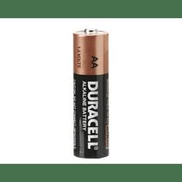 Pilas Duracell AA (Unidad)