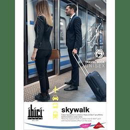Calcetín Ibici Skywalk Cotton con Compresión 16/20 mmHg