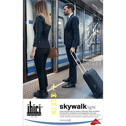 Calcetín Skywalk Light con Compresión Graduada de 11/14 mmHg