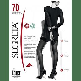 Media Liga Segreta 70 con Compresión 11/14 mmHg
