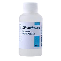 Vaselina líquida Medicinal Difempharma 125cc