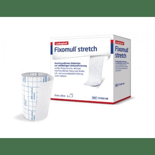 02036-00 – Fixomull Stretch – Tela no Tejida Autoadhesiva - Medidas