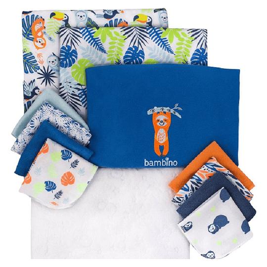 Set de regalo Bambino p/Bebé Niño