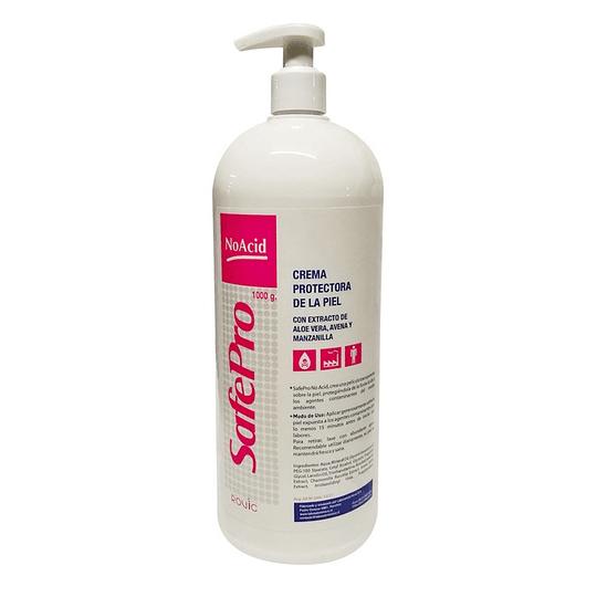 SafePro No Acid Crema Protect. c/Aloe/Avena/Manzanilla – 1000gr