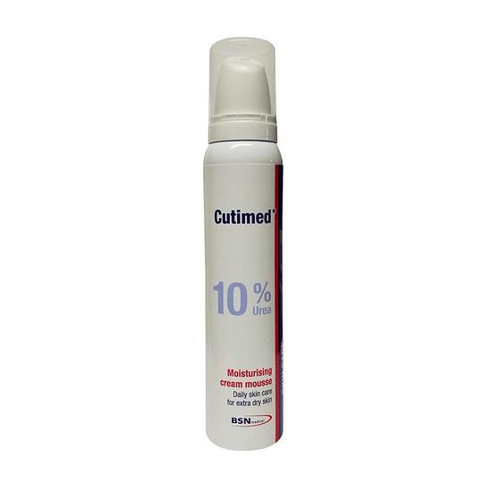 BSN Cutimed Acute Cream Mousse 10% Urea 125ml – Espuma Hidratante